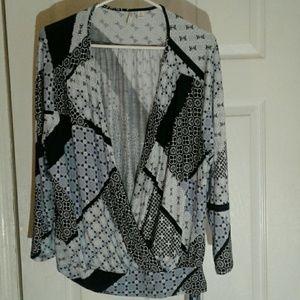 Cato Women's Blouse Very Stylish Size XL